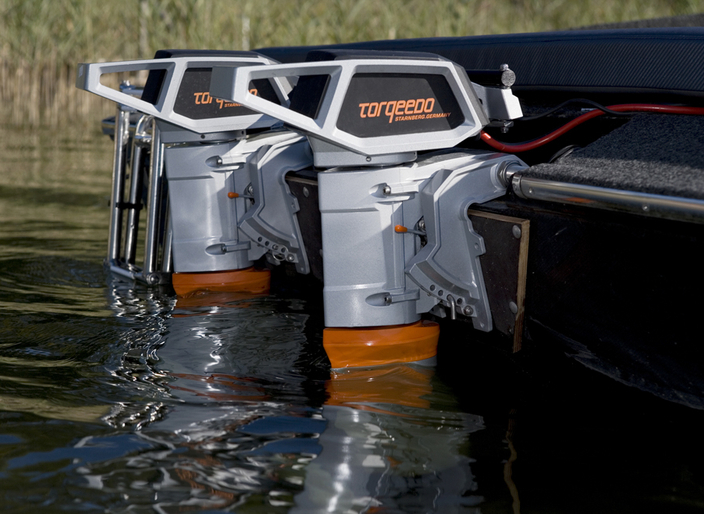 Torqeedo Belux Electric Outboard Motors